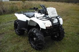 white honda rancher future motors pinterest honda atv and
