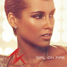 This Girl Is On Fire Meme - girl on fire song wikipedia