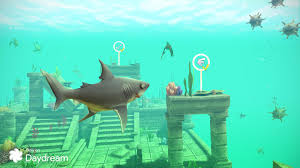 hungry shark version apk hungry shark vr android apps on play