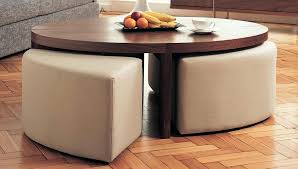 table with stools underneath round coffee table with stools underneath coffee table stools