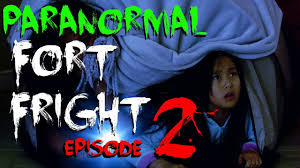 paranormal fort fright the white dog episode 2 halloween