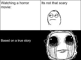 Horror Face Meme - horror movie meme by vikas vs memedroid