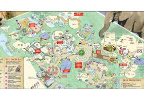 Lincoln Park Zoo Map Image Gallery Lowry Park Zoo Map