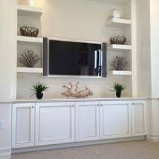 Built In Wall Units For Living Rooms by Furniture White Varnished New Built In Wall Units With Open Racks