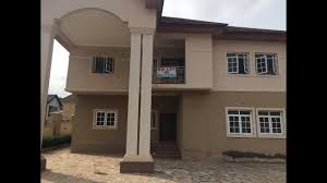 5 bedroom semi detached house duplex zoo estate enugu youtube