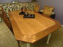 how to build an octagon dining table hgtv