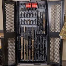 cabinets to go military discount weapons storage cabinets with custom configured gun storage for