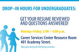 Example Of Resume For Students In College by Career Services Center Students University Of Delaware
