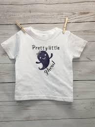 halloween toddler shirt girls halloween shirt ghoul shirt girls ghost shirt pretty