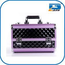 makeup artist box professional aluminium makeup cosmetic artist mini beauty box