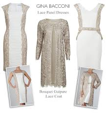gina bacconi almond cream ivory champagne wedding mother