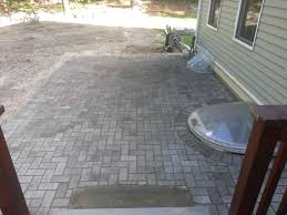 Patio Paver Jointing Sand by Paver U Home Paving Paver Sweeping Sand The Way Hooch U Home