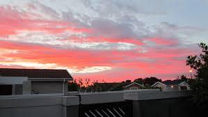 color your world sunset orange nowathome