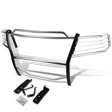 truck rear window guard 04 08 ford f150 pickup truck front bumper protector brush grille