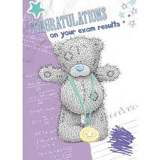 results congratulations me to you card 1 49 me to you