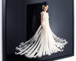 recycled wedding dresses who says wedding dresses are boring we we wedding