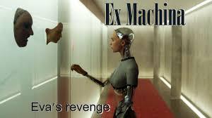 deus machina movie ex machina ava escapes hd youtube