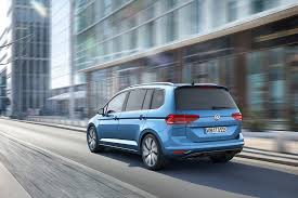 volkswagen tdi 2016 2016 volkswagen touran gets 1 8 tsi 180 hp and 2 0 tdi 190 hp