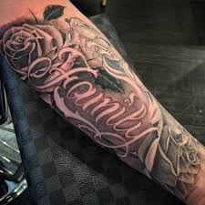 got to finish this one up tonight roses family script
