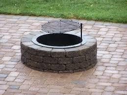 square fire pits designs outdoor fire pit designs u2014 unique hardscape design