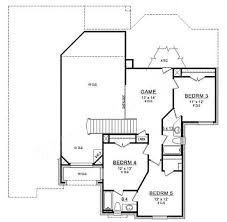Floor Plans And Elevations Of Houses Belmont Luxury House Plan House Plan Designer