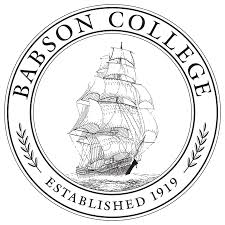 bentley college logo babson college wikipedia