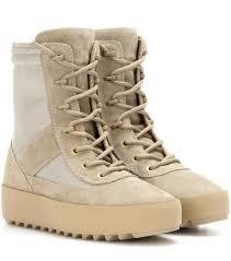 womens boots season yeezy suede boots season 3 beige 23bntljx 232