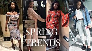 spring fashion trends lookbook ideas for spring 2017