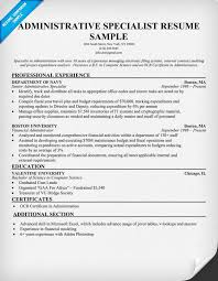 Sample Contract Specialist Resume by Education Curriculum Specialist Cover Letter