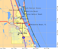 melbourne beach florida fl 32951 profile population maps
