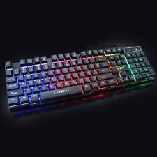 Light Up Wireless Keyboard Computer Keyboards U0026 Keypads Ebay