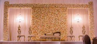 wedding backdrop hire london flower wall hire
