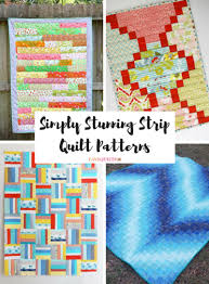 31 simply stunning quilt patterns favequilts