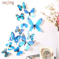 online buy wholesale butterfly room decoration from china