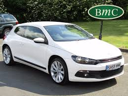 volkswagen scirocco 2010 used volkswagen scirocco gt 2010 cars for sale motors co uk