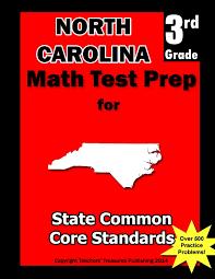 north carolina 3rd grade math test prep common core learning