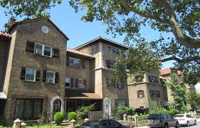 Spanish Homes by Spanish Tower Homes Queens Historic Districts Council