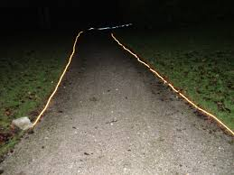 Outdoor Rope Lighting Ideas Diy Utilitech Rope Light Review Outdoor Led Lights