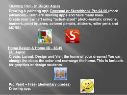 Best Home Design App Ipad Pro Best Ipad Art Apps For The Classroom