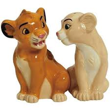 lion king cake toppers lion king simba and nala cake topper disney wedding collectibles