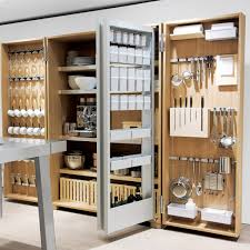 Kitchen Storage Cupboards Ideas by Small Kitchen Storage Ideas Home Design Ideas