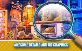 hidden objects kitchen cleaning game android apps on google play