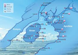 True World Map by Treasured Islands Set Sail In North Ayrshire And Discover True