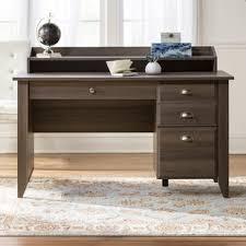 Office Hutch Desk Hutch Desks You Ll Wayfair