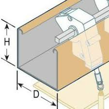 How To Install Hold Down Brackets For Blinds Installing Blind Hold Down Brackets My Blind Repair Blog Pinterest