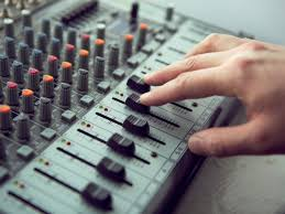Sound Desk What Is A Mixing Desk And Why Does My Event Need One Pro