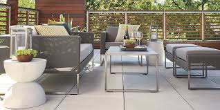 elegant crate and barrel patio furniture residence remodel plan
