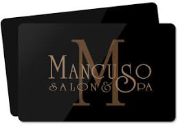 salon gift cards buy a gift card mancuso salon spa