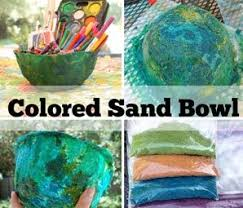 the 25 best how to color sand ideas on pinterest colored sand