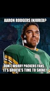 Hurt Meme - 19 best memes of aaron rodgers the green bay packers beating